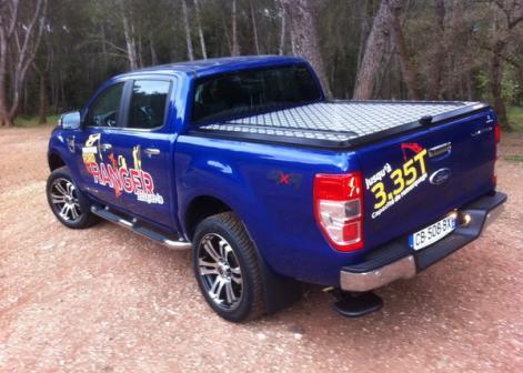 Ford Ranger T6 Outback